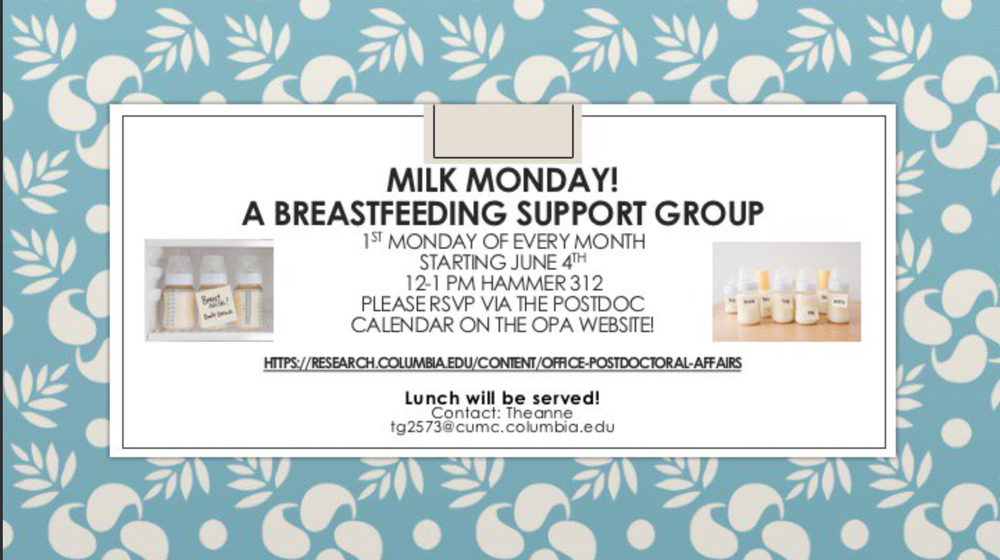 breastfeeding-support-group-columbia-postdocs